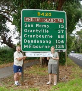 Foto Pap en Mam Australië