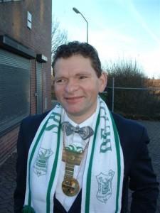 Vrijwilliger 2004 Leo Verdegen