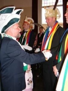 Vrijwilliger 2005 Jan van Lieshout