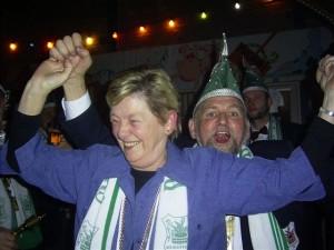 Vrijwilliger 2006 Annie van Lieshout