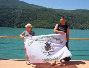 Willie en Mirte Green Canyon Turkije
